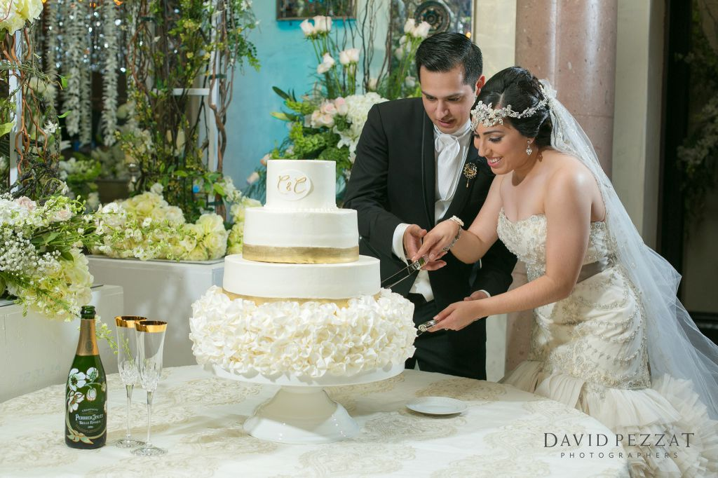 Cassandra Carlos McAllen Wedding Photo