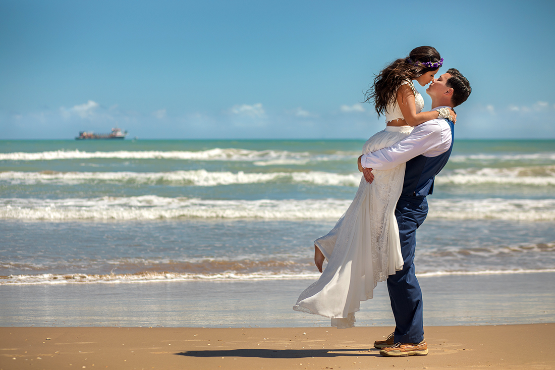 South Padre Island Wedding Photographers