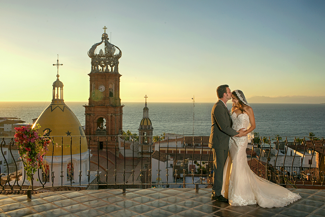 San Antonio Wedding Photographers - David Pezzat / Puerto Vallarta